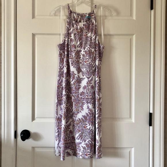 J. McLaughlin Halter Dress Size Medium